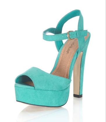 Miss Selfridge - бренд только для модниц! Обувь сезона 2012 — фото 3