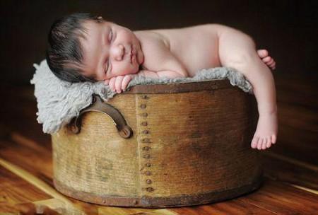 Спящие крохи – модели фотографа Трейси Рейвер (Tracy Raver) — фото 14