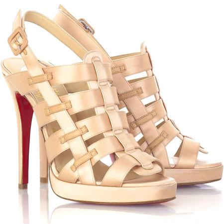 Туфли цвета «нюд» - новая классика! С чем носить, как комбинировать — фото 64
