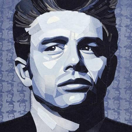 Тот самый знаменитый портрет Джеймса Дина
