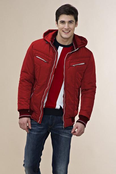 Куртки — большая часть коллекции Tom Farr сезона осень-зима 2012-2013