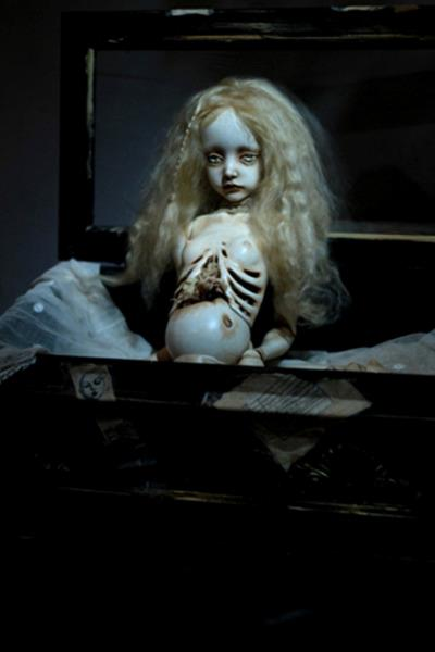 Еще раз о странных куклах – творчество Tari Nakagawa — фото 17