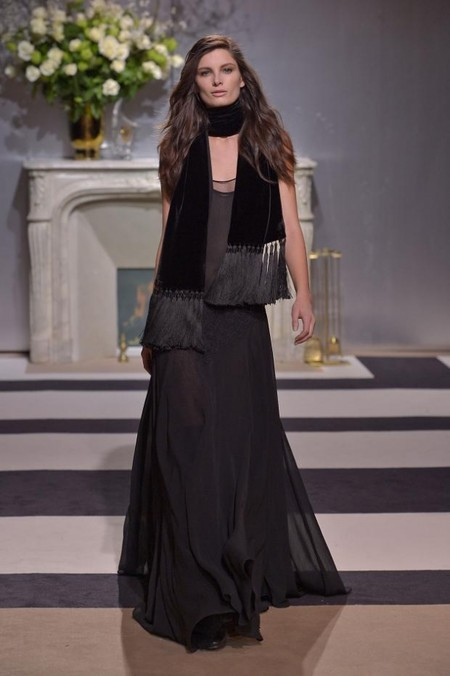H&M выходит на подиумы – коллекция осень-зима 2013-2014 — фото 17