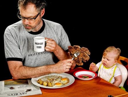 Папа и дочь – истории в картинках. Фото Дэйва Энглдау — фото 13