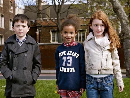 В меру взрослая детская коллекция Pepe Jeans 2013 — фото 15