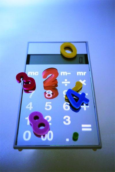 … и калькулятор
