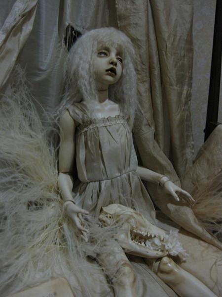 Еще раз о странных куклах – творчество Tari Nakagawa — фото 6