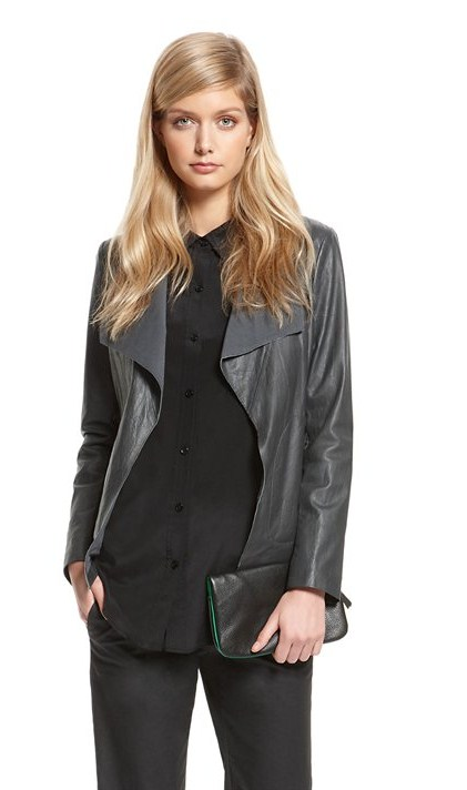 Женская коллекция DKNY зима 2013 – фирменная лаконичность — фото 17