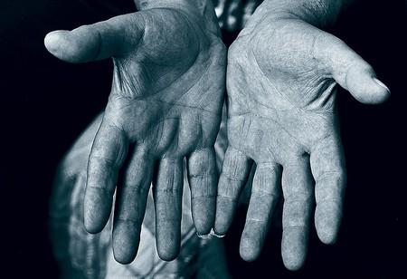Руки экстрасенса