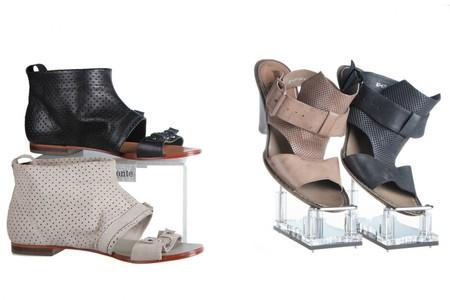 Paolo Conte – творчество русских дизайнеров. Обувь сезона 2012 — фото 36