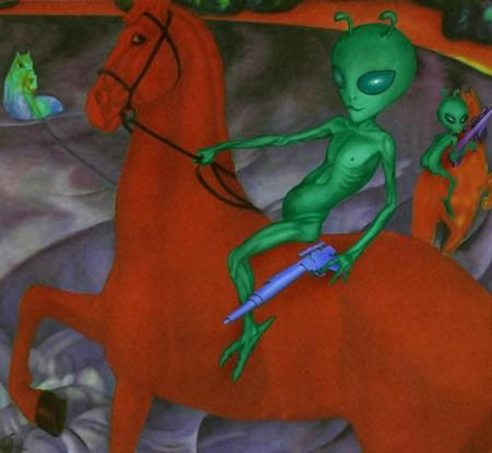 Денис Лопатин – «опасный» художник — фото 9