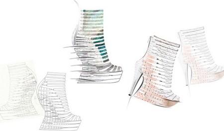 Обувь Еxoskeleton, распечатанная и хищная — фото 15