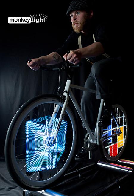 Велосипед с самой крутой подсветкой - Monkey Light Pro — фото 10