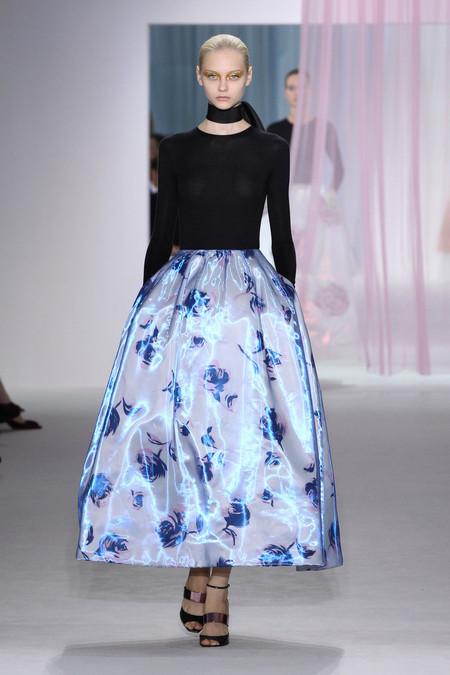 Женская коллекция Dior весна-лето 2013 — фото 50