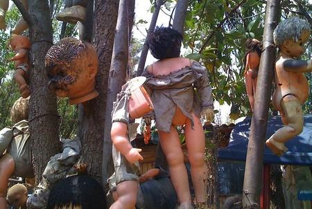 Остров кукол в Мексике – место не для детей — фото 6