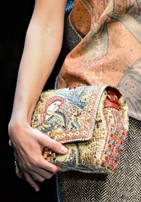 Dolce & Gabbana осень-зима 2013-2014 – когда всего слишком много — фото 79