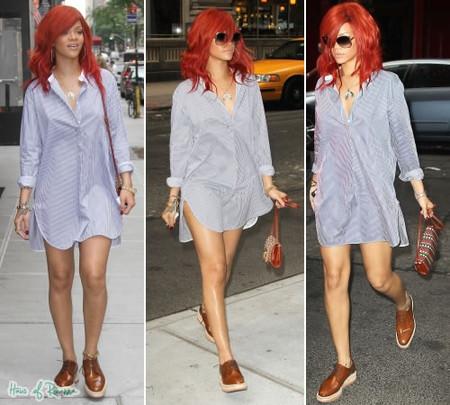 Это у нее криперы от Prada