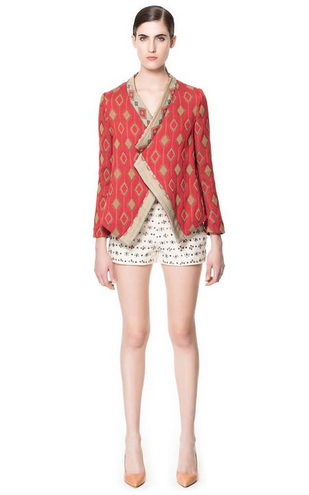 Весна 2013 – что новенького в Zara? — фото 27