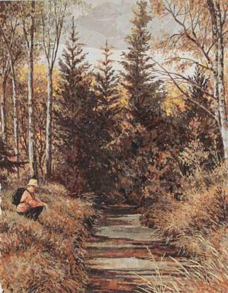 Флорийская мозаика – творческое ноу-хау Александра Юркова — фото 14