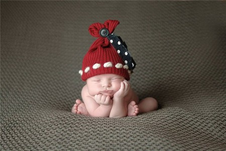 Спящие крохи – модели фотографа Трейси Рейвер (Tracy Raver) — фото 18
