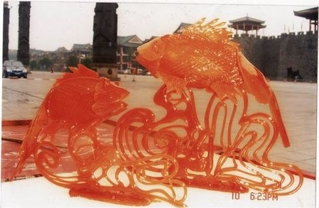 Карамельные рисунки – китайское искусство «танхуа» — фото 13