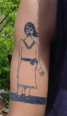 Татуировки в формате 3D – искусство или …? — фото 39