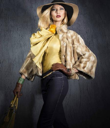 Весенняя коллекция 2013 от M.Reason – модные фантазии российских модельеров — фото 12