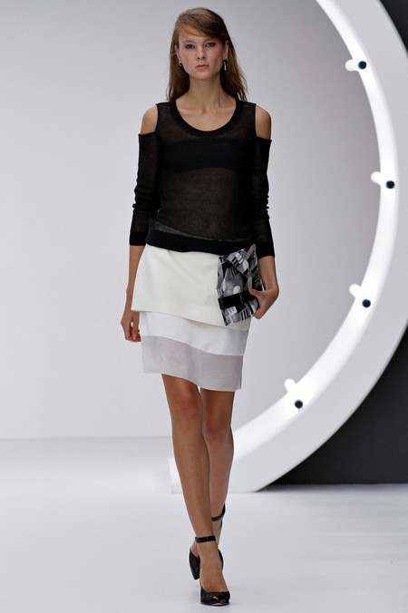 Коллекция Topshop весна-лето 2013 – мода из Британии — фото 16