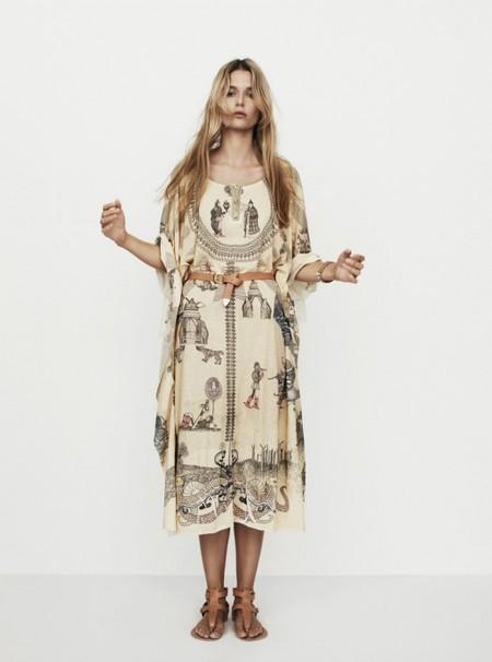 Коллекция Nanushka весна-лето 2013 – мода для горожанок-кочевниц — фото 36