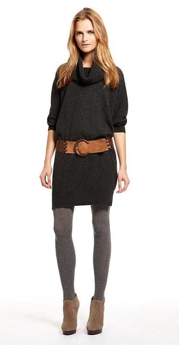 Женская коллекция DKNY зима 2013 – фирменная лаконичность — фото 11