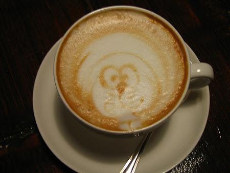 Герои аниме на кофейкой пенке – еще немного о латте-арт — фото 15