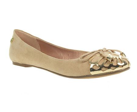 Туфли цвета «нюд» - новая классика! С чем носить, как комбинировать — фото 45