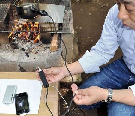 Технологии на природе – где взять энергию для зарядки устройств — фото 7