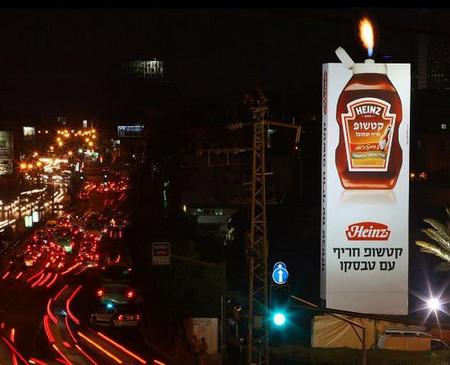 Реклама кетчупа Heinz – сразу понятно, что он острый! — фото 10