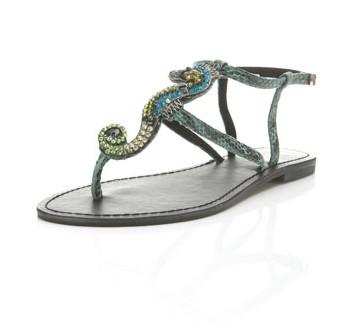 Miss Selfridge - бренд только для модниц! Обувь сезона 2012 — фото 32