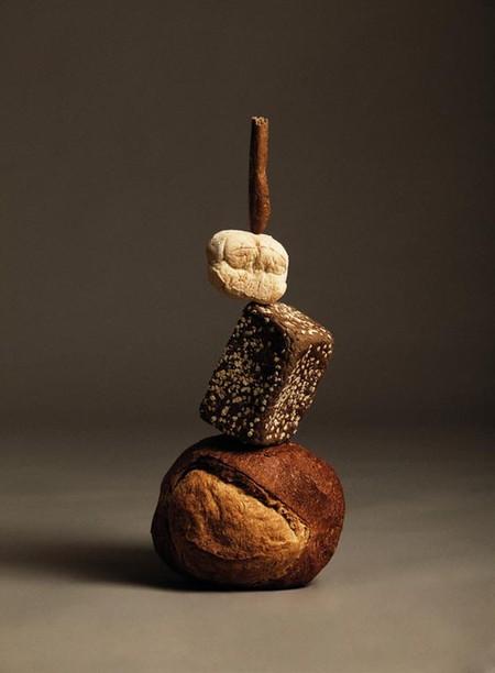 Парящий хлеб в сбалансированных «скульптурах» — фото 5