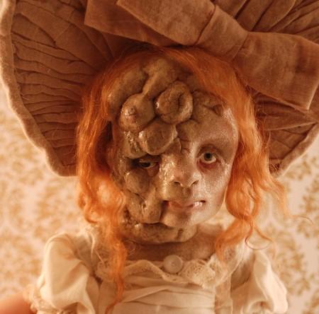 Зомби, монстры, вампиры и прочие куклы Камиллы Млынарчик — фото 11