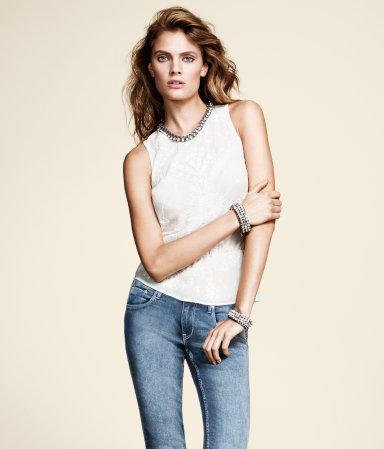 Свежий стайлбук от H&M – милая весенняя коллекция 2013 — фото 40