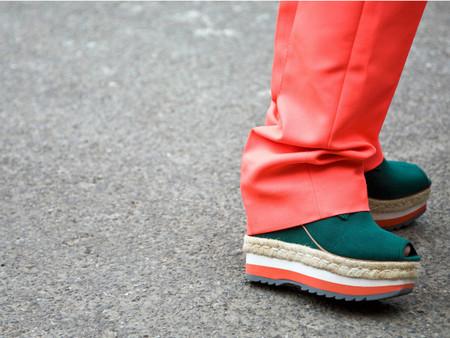 Флатформы, они же криперы, они же криперсы – еще один популярный обувной тренд — фото 46