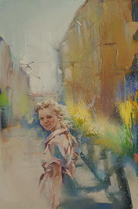 Светлые картины Елены Капустиной — фото 10