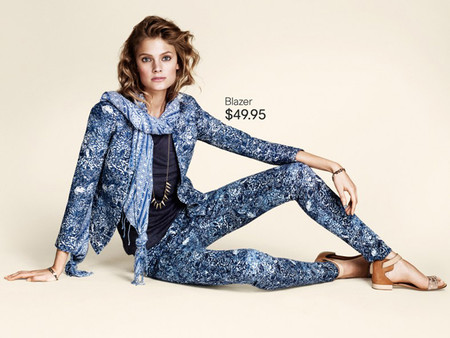 Свежий стайлбук от H&M – милая весенняя коллекция 2013 — фото 1