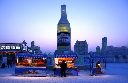 Фестиваль Ледяных дворцов в китайском Харбине – зимняя сказка — фото 12