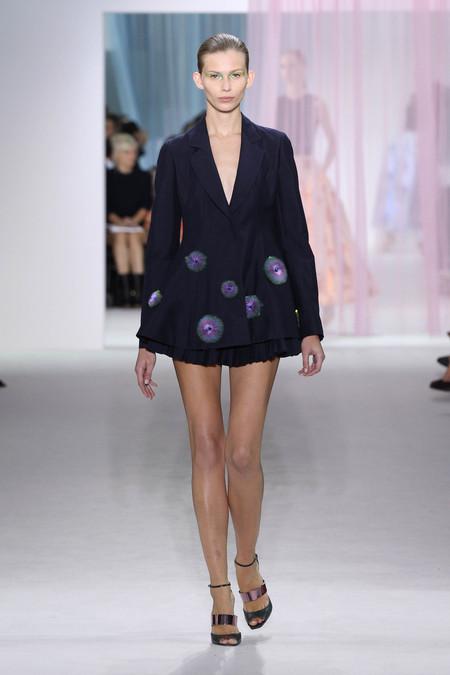 Женская коллекция Dior весна-лето 2013 — фото 48