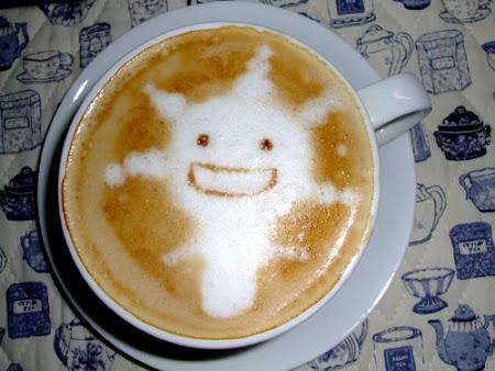 Герои аниме на кофейкой пенке – еще немного о латте-арт — фото 8