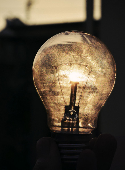 Волшебные лампочки на фотографиях Адриана Лимани — фото 5