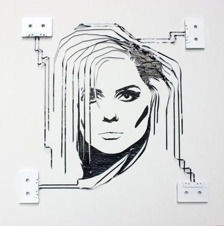 «Призрак в машине» - портреты из магнитофонной ленты — фото 7