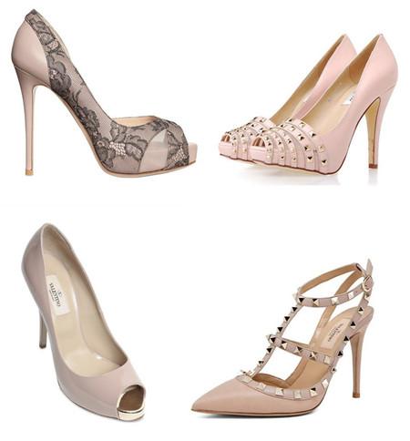 Туфли цвета «нюд» - новая классика! С чем носить, как комбинировать — фото 89