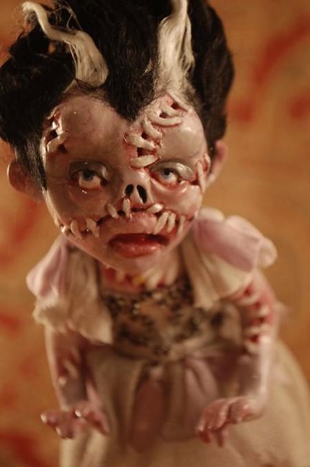 Зомби, монстры, вампиры и прочие куклы Камиллы Млынарчик — фото 20