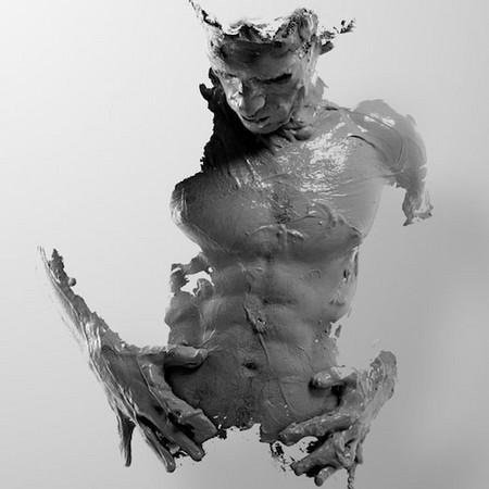 Фотографии человека - невидимки — фото 6