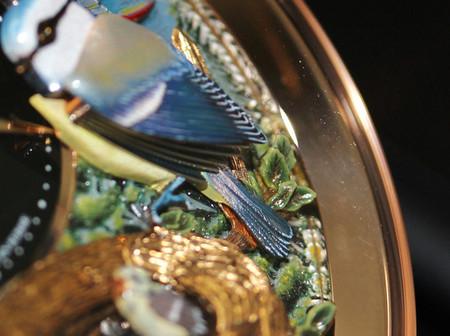Дорогой эксклюзив – часы Jaquet Droz Bird Repeater — фото 6